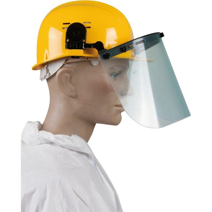 Écran de protection pour casque de chantier-2