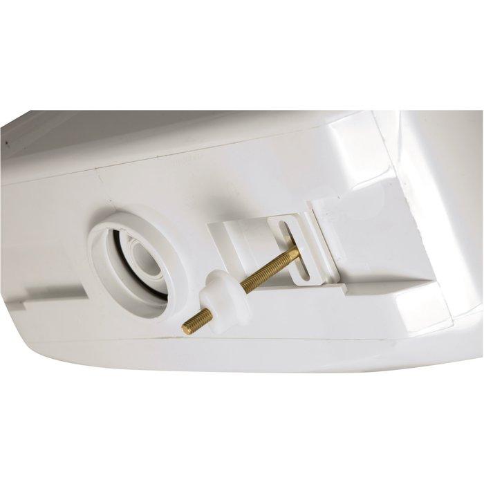 Réservoir WC attenant - Double débit-4