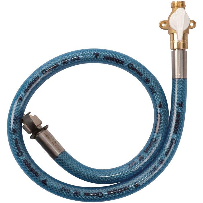 Flexible gaz naturel - Pré-équipé Two-inox R.O.A.I.