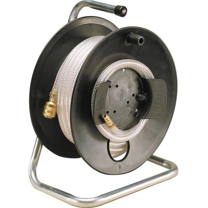 Enrouleur de tuyau pneumatique d'air