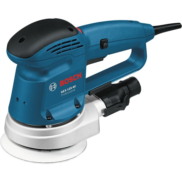 Ponceuse GEX 125 AC Professional - 0601372565 - Puissance 340 W
