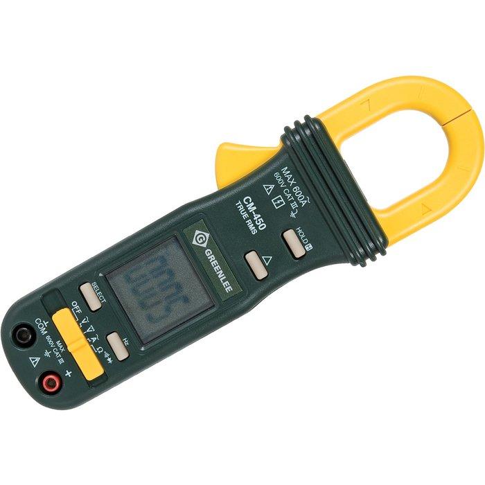 Pince ampèremétrique CM-450-1