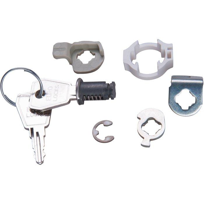 Serrure à clé n°850 - Pour coffret Plexo³