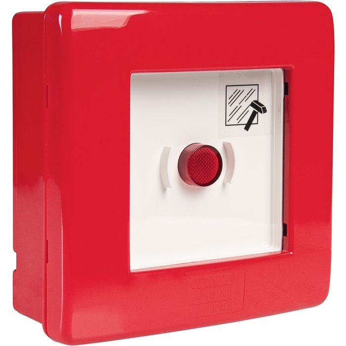 Coffret de sécurité étanche - Pour coupure d'urgence-1