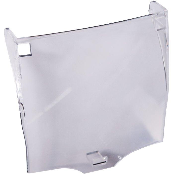 Capot de protection pour déclencheur manuel - ABS translucide