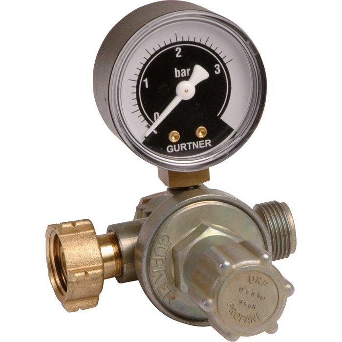 Détendeur propane réglable - Haute pression - Pour chalumeau