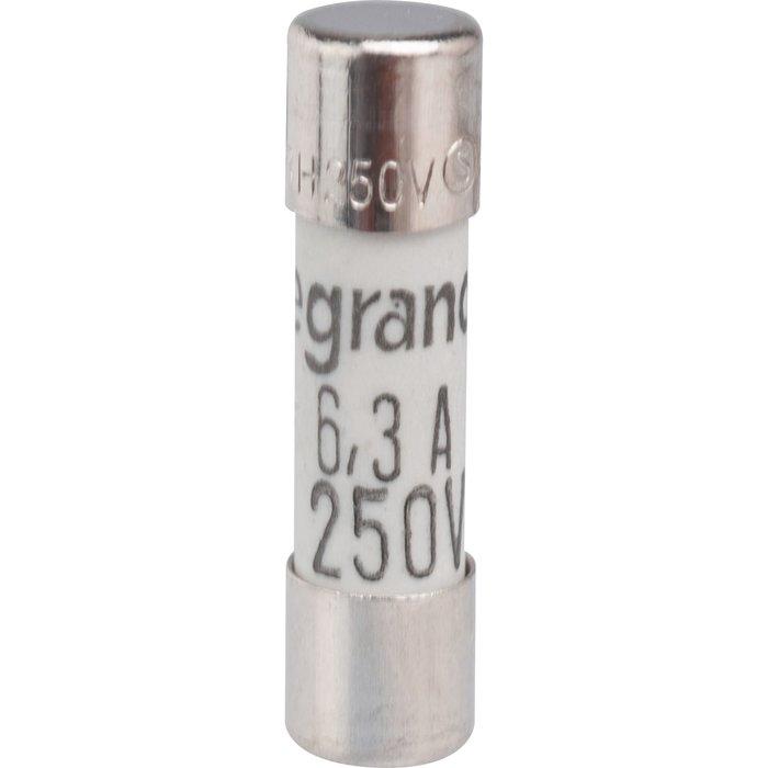 Cartouche de fusible miniature - Cylindrique - Tension 250 V-1