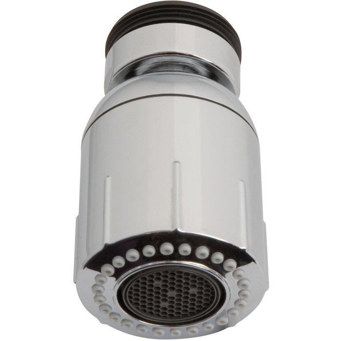 Aérateur orientable Variolino - Femelle 22 x 100 mm - Mâle 24 x 100  mm-1