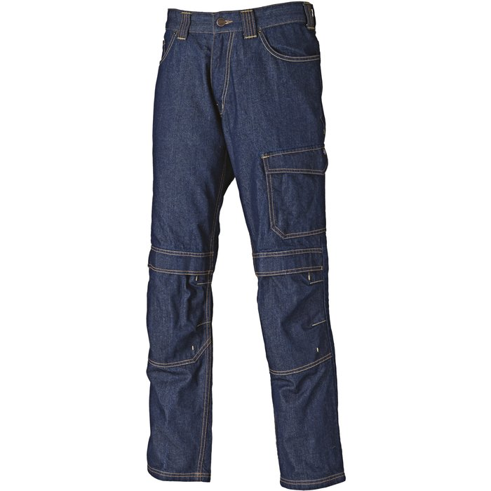 Jean de travail multi-poches Stanmore-1