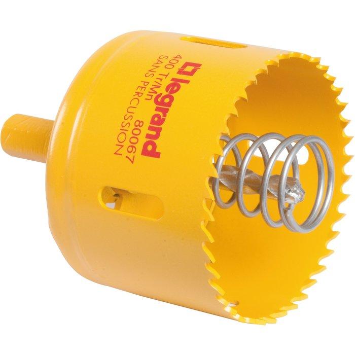 Scie cloche - Bimétal - Diamètre 67 mm-1