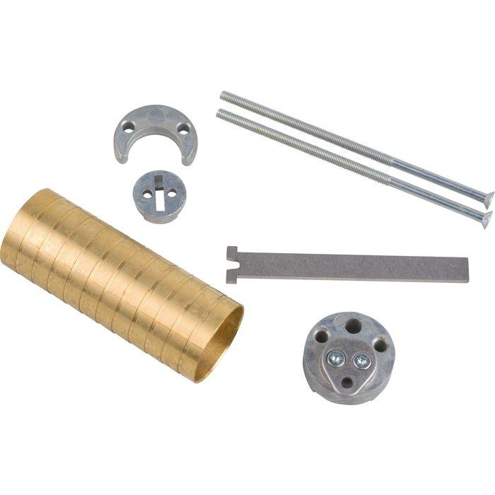 Kit d'allongement de cylindre - Pour verrou V136 système V5 - Longueur maximum 70 mm-1