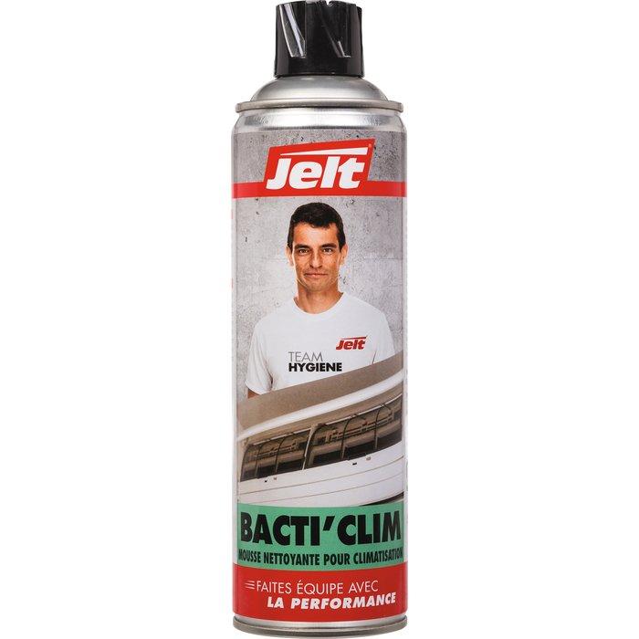 Mousse nettoyante désinfectante Bacti'Clim - Toutes surfaces