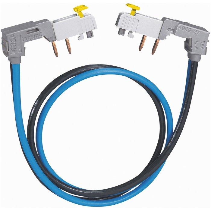 Cordon de repiquage - Pour borne à connexion automatique - Section 16 mm²