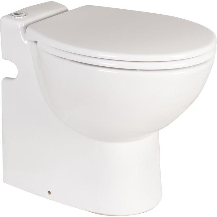 WC broyeur Sanicompact Pro Eco