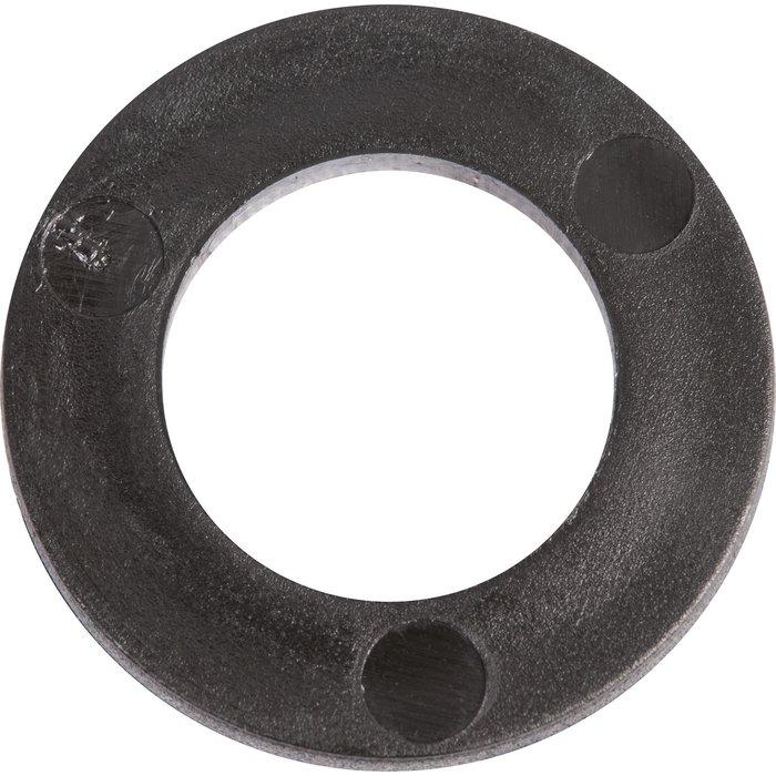 Bague pour gond - PVC - Épaisseur 3 mm