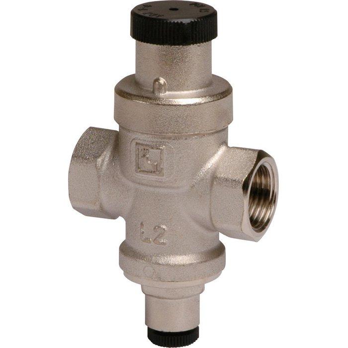 Réducteur de pression - Femelle / Femelle