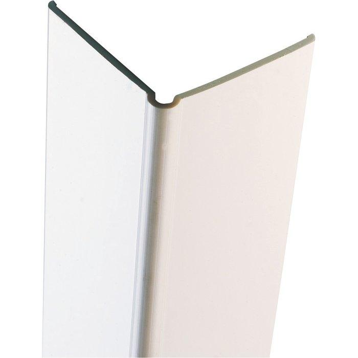 Cornière de protection des angles - Gris clair-1