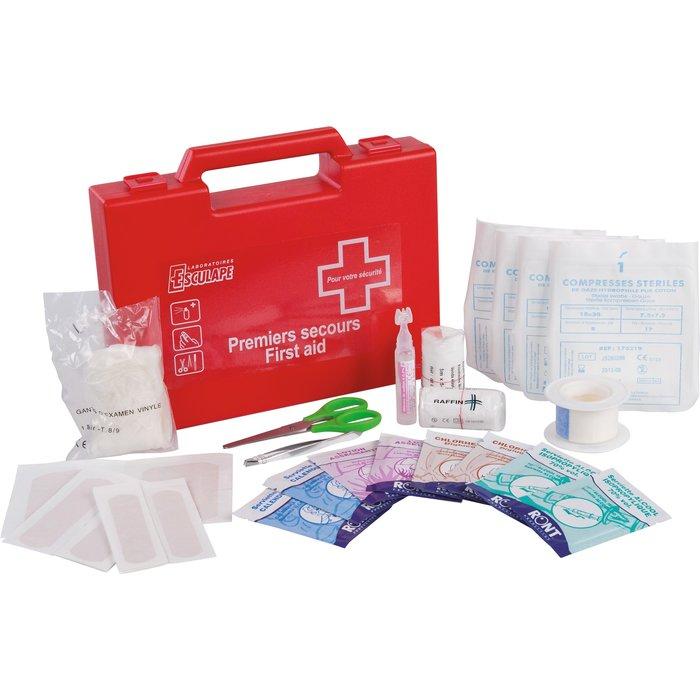 Coffret de premiers soins - 2 personnes-1