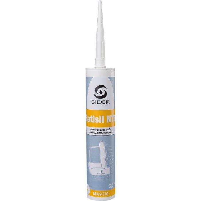 Mastic silicone neutre Batisil NT
