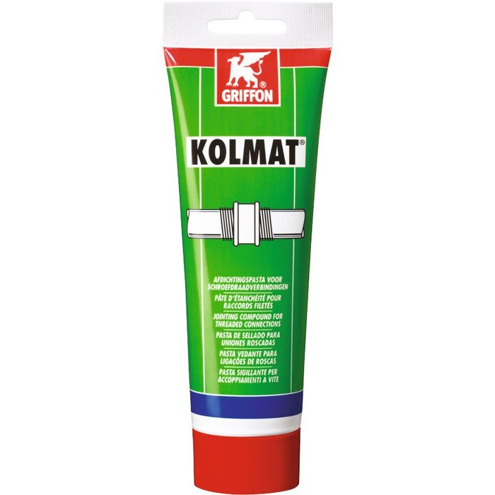 Pâte d'étanchéité Kolmat - Pour raccords filetés en matière synthétique-1