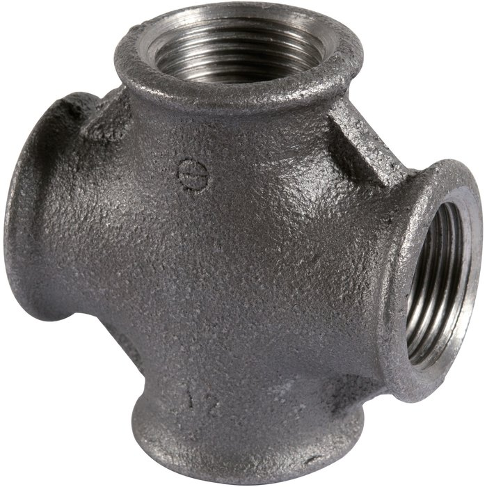 Croix - Fonte noire - Femelle - 180-1