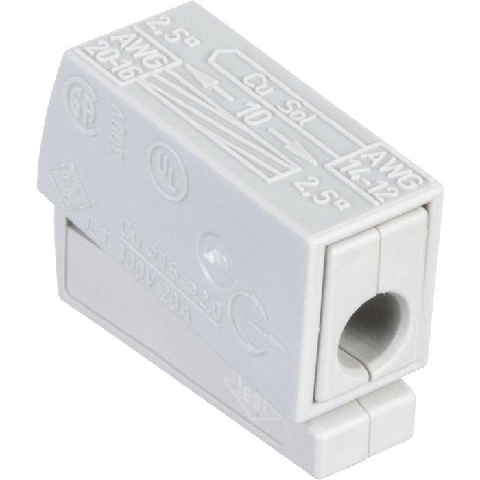 Borne de connexion universelle Série 224 - Section 1-2,5 mm²