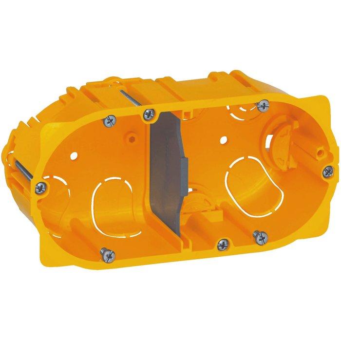 Boîte d'encastrement Batibox - 2 postes-1