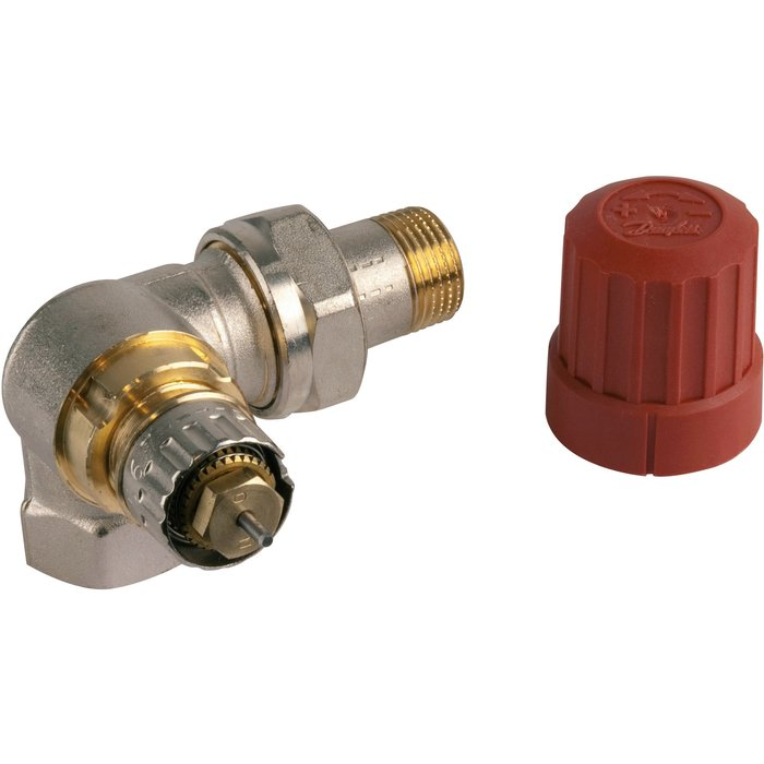 Corps de robinet thermostatique RA-N - Angle à gauche