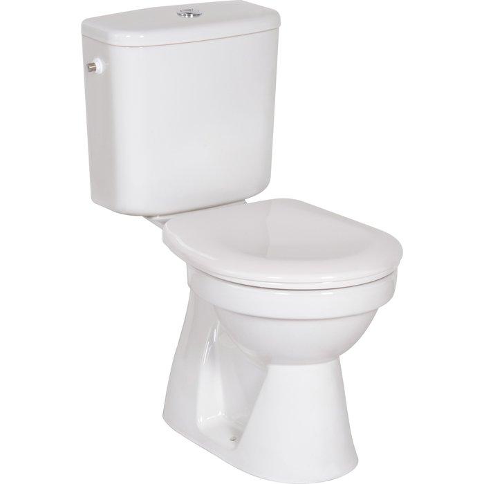 Pack WC sortie verticale