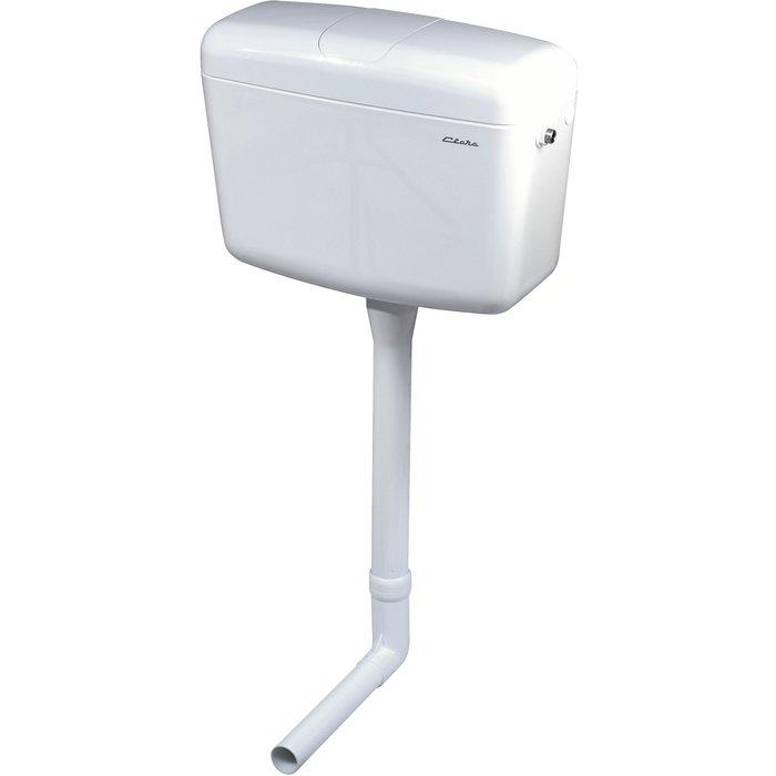 Réservoir WC Az 500 - Position basse et semi-basse-1