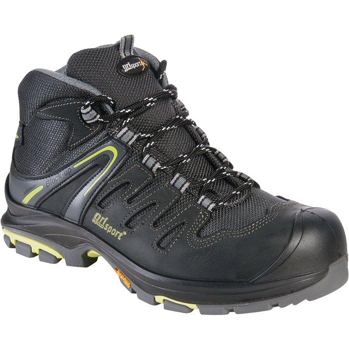 Chaussures hautes de sécurité Hiker - Cuir-1