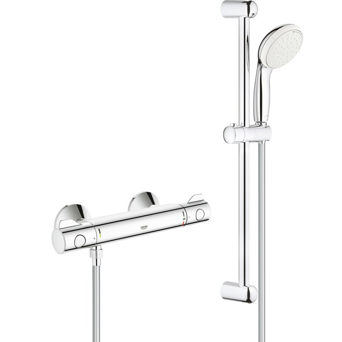 Ensemble de douche Grohtherm 800 - 2 jets-1