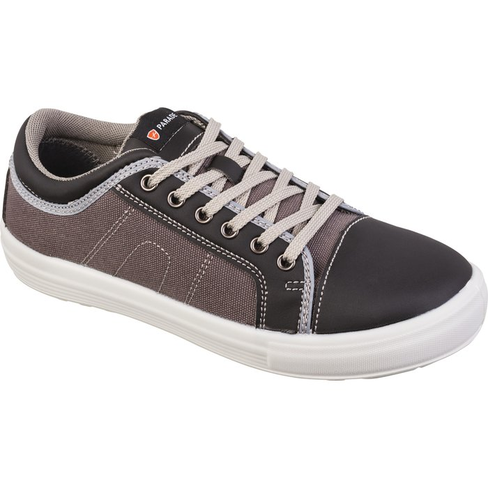 Chaussures basses de sécurité Vance - Toile - Bleu-3