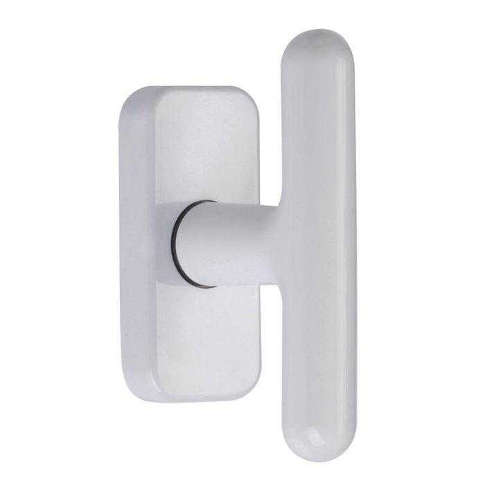 Bouton de crémone Arcolor - Simple - Blanc