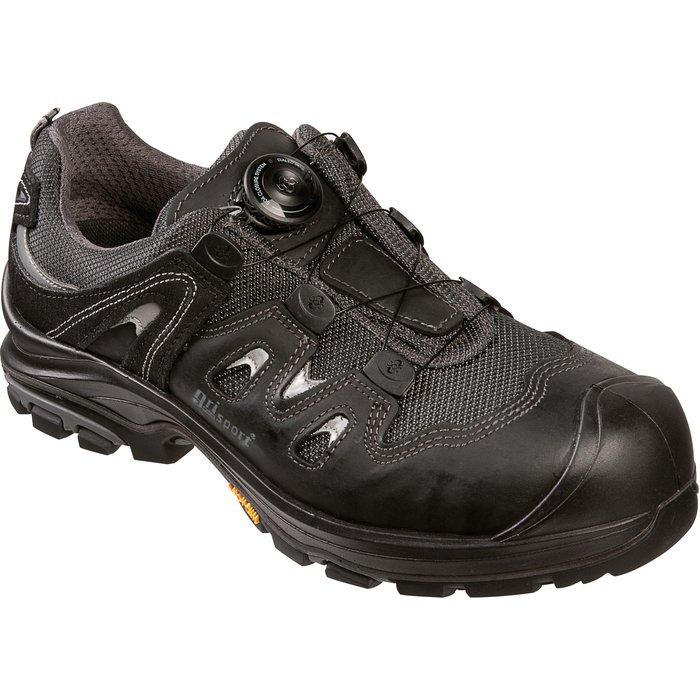 Chaussures basses de sécurité - Système laçage rapide Boa® - Cuir-1