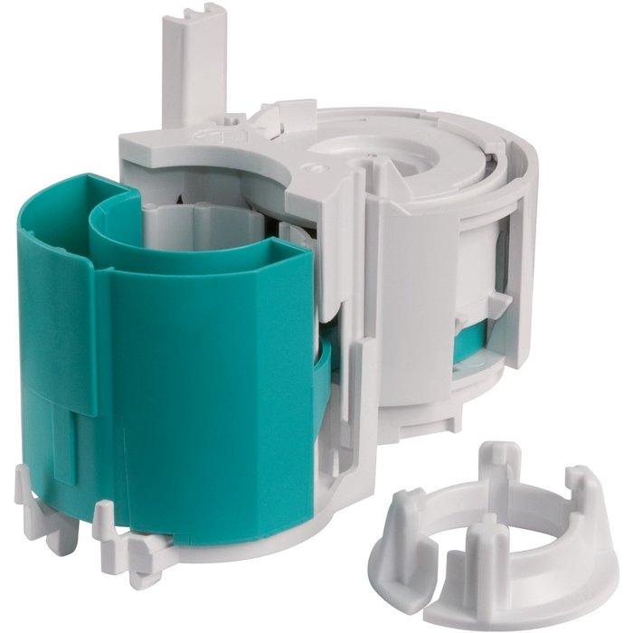 Récepteur pneumatique simple débit