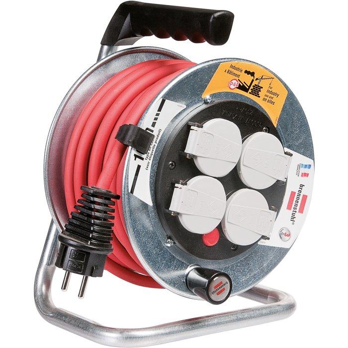 Enrouleur électrique professionnel Silver - Longueur 10 m-1