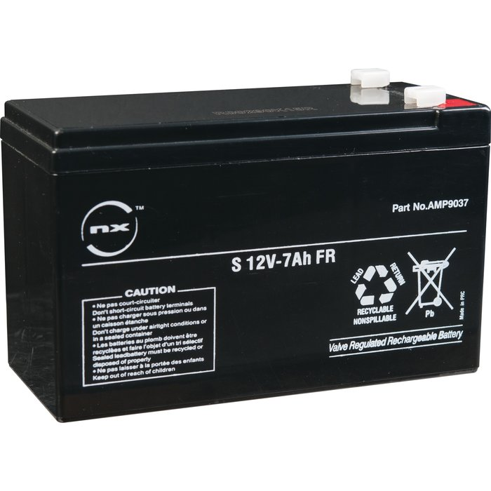 Batterie rechargeable - Tension 12 V