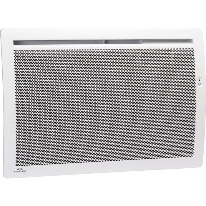 Radiateur panneau rayonnant Aixance Smart Ecocontrol - Horizontal