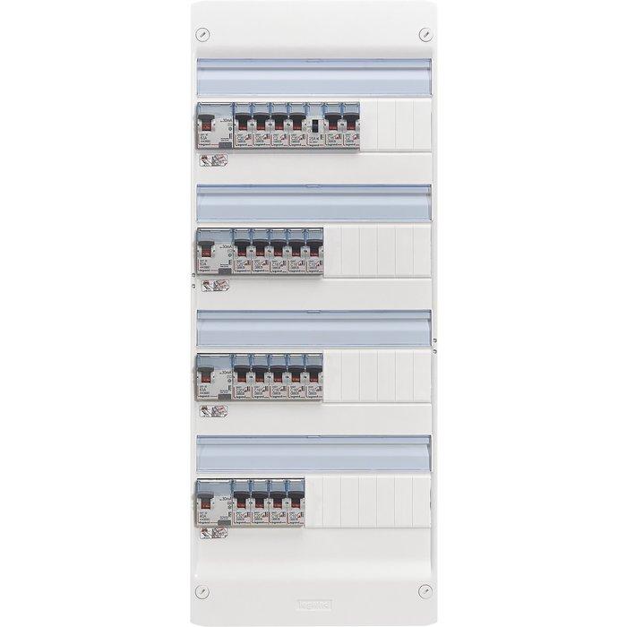 Coffret électrique équipé Drivia - Pré-câblé-3