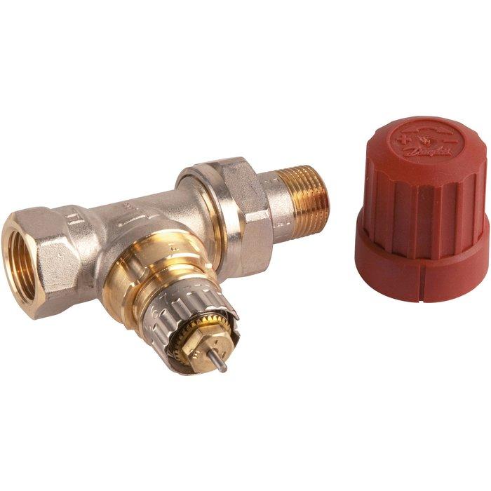 Corps de robinet thermostatique RA-N - Droit - Femelle