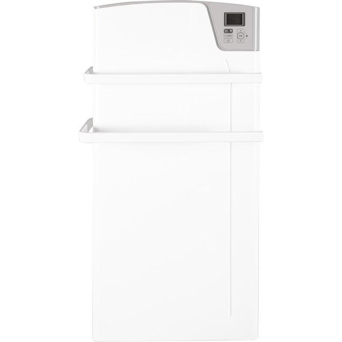 Sèche-serviette électrique Kéa - Blanc - Puissance 1400 W