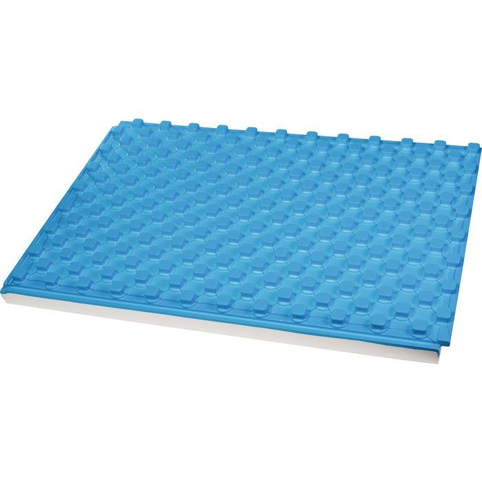 Dalle à plots pour plancher chauffant - Dimension 120 x 80 cm-1