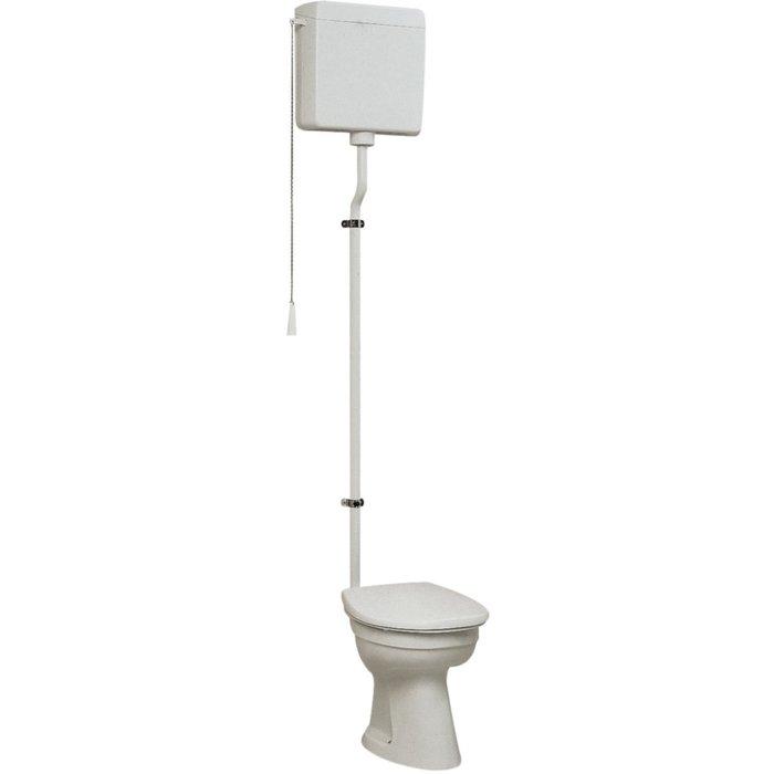 Réservoir WC haut - À chaînette