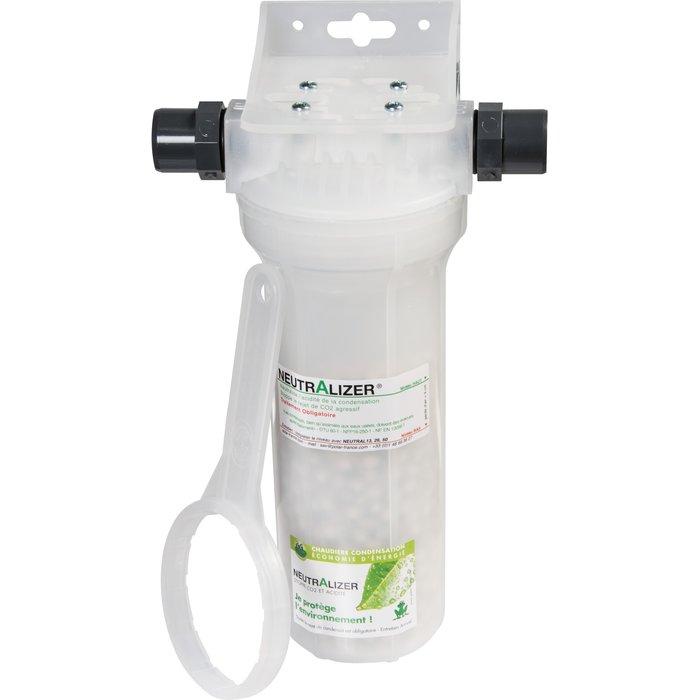 Neutralizer de condensats - Pour chaudière gaz murale
