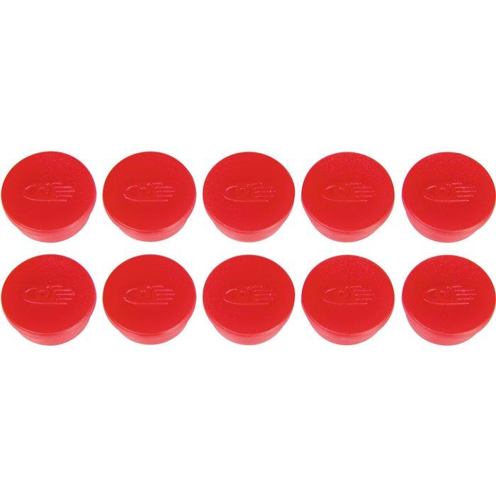 Aimant pour tableau magnétique - Jeu de 10 pièces