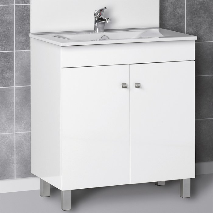 Meuble salle de bain seul Ecoline