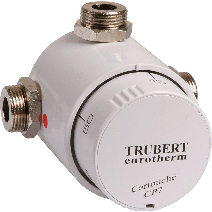 Mitigeur thermostatique collectif Trubert Eurotherm - Débit 42 l/min