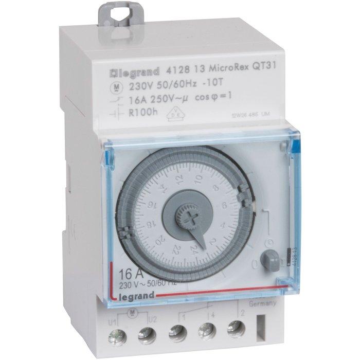 Interrupteur horaire programmable analogique - Manuel-2