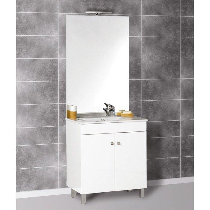 Meuble salle de bain complet Ecoline-1